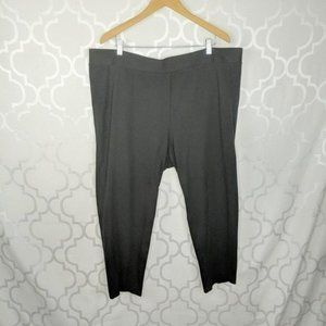Vince Camuto Two Black Stretch Pants